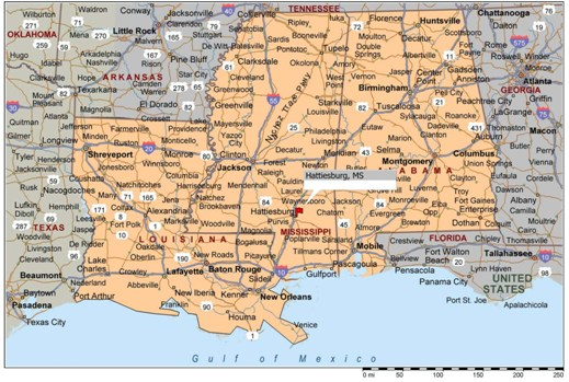 AlabamaLouisianaMississippi Optimist District Qualifier
